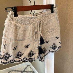 Moon river summer shorts - size xs